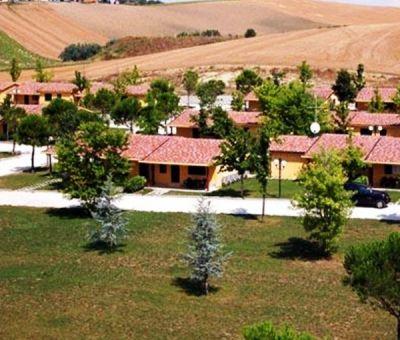 Vakantiewoningen huren in Cingoli, Marche, Italie   bungalow voor 5 personen