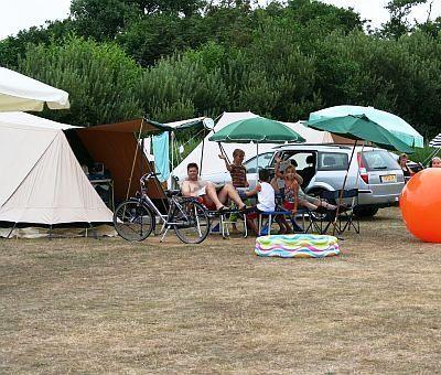 Vakantiewoningen huren in De Koog, Texel, Noord Holland, Nederland | ingerichte tent voor 6 personen