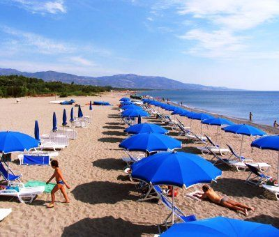 Vakantiewoningen huren in Sibari, Calabrië, Italie | bungalow voor 4 personen