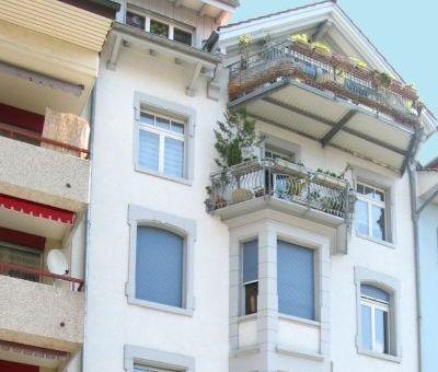 Vakantiewoningen huren in Interlaken, Berner Oberland, Luzern, het Midden en Granbunden, Zwitserland   appartement voor 4 personen