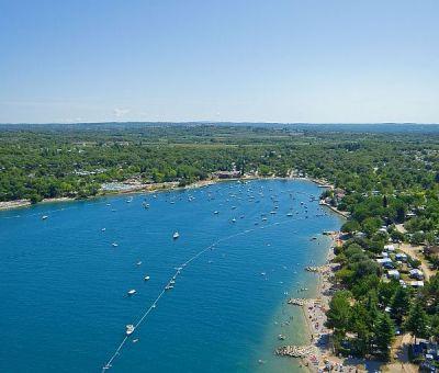 Mobilhomes huren in Porec, Istrië, Kroatie | mobilhomes voor 6 personen