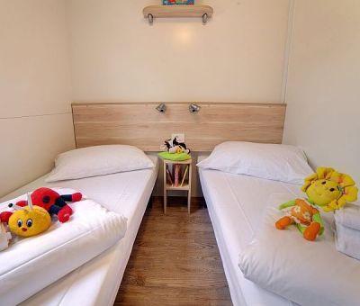 Mobilhomes huren in Pula, Istrië, Kroatie   mobilhomes voor 6 personen