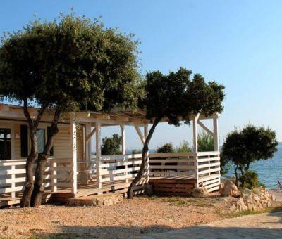 Vakantiewoningen huren in Kolan, Pag, Dalmatië regio Zadar, Kroatie | mobilhomes voor 6 personen