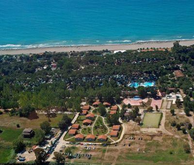 Vakantiewoningen huren in Salto di Fondi, Lazio, Italie | stacaravan voor 7 personen