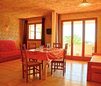 Vakantiewoningen huren in Solenzara, Corsica, Frankrijk | appartement voor 4 personen