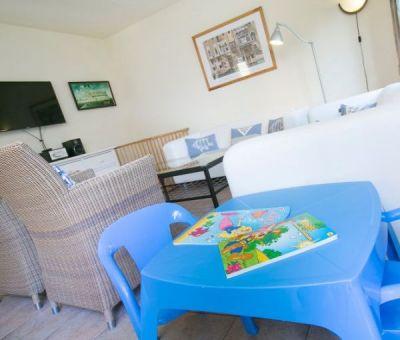 Vakantiehuis Domburg: kindervilla type TK5 5-personen