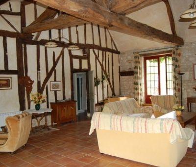 Vakantiewoningen huren in Bergerac, Aquitaine Dordogne, Frankrijk | vakantiehuis voor 10 personen