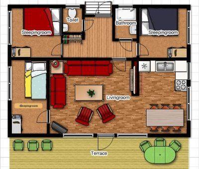 Vakantiewoningen huren in Hafslo, Sogn Og Fjordane, Noorwegen | vakantiehuisje voor 7 personen
