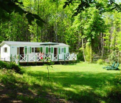 Vakantiewoningen huren in Les Eyzies de Tayac, Aquitaine Dordogne, Frankrijk   mobilhome voor 5 personen