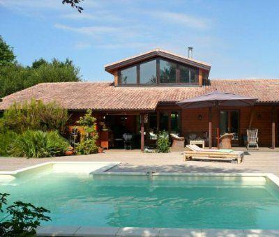 Vakantiewoningen huren in Arcachon, Aquitaine Gironde, Frankrijk | vakantiehuis voor 8 personen