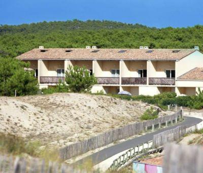 Vakantiewoningen huren in Carcans Ocean, Aquitaine Gironde, Frankrijk   appartementen voor 4 en 8 personen