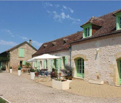 Vakantiewoningen huren in La Force Bergerac, Aquitaine Dordogne, Frankrijk   vakantiehuis voor 6 personen