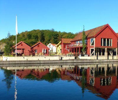 Vakantiewoningen huren in Farsund, Vest Agder, Noorwegen | vakantiehuisje voor 6 personen