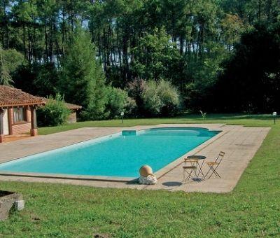 Vakantiewoningen huren in Mont de Marsan, Aquitaine Les Landes, Frankrijk | vakantiehuis voor 6 personen