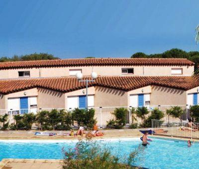 Appartementen huren in st cyprien plage languedoc roussillon pyrenee n orientales frankrijk - Les jardins de neptune st cyprien ...