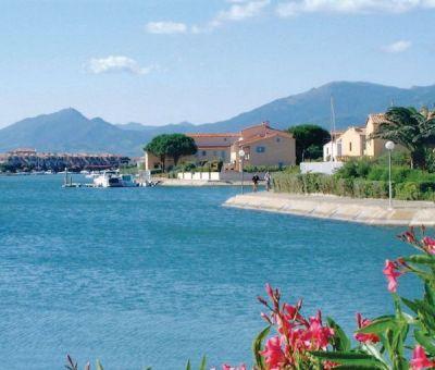 Appartementen huren in St. Cyprien Plage, Languedoc-Roussillon Pyreneeën-Orientales, Frankrijk | appartementen voor 2, 4, 6 en 8 personen