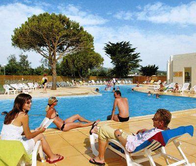 Vakantiewoningen huren in Les Auguades, Gruissan, Languedoc Roussillon Aude, Frankrijk   appartement voor 3, 4, 5 en 7 personen