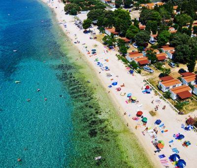 Mobilhomes huren in Novalja, Pag, Dalmatie regio Zadar, Kroatie | mobilhomes voor 4 personen