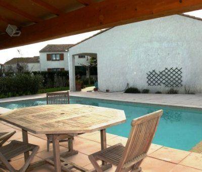 Vakantiewoningen huren in Bessan, Beziers, Languedoc Roussillon Herault, Frankrijk | vakantiewoning voor 10 personen
