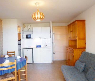 Appartementen huren in Le Barcarès, Languedoc-Roussillon Pyreneeën-Orientales, Frankrijk | appartement voor 4 personen