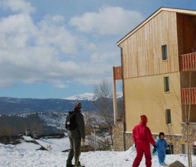 Appartementen huren in Font-Romeu, Languedoc-Roussillon Pyreneeën-Orientales, Frankrijk | appartement voor 4 personen
