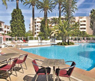 Appartementen huren in Golfe Juan, Cannes, Provence-Alpen-Côte d'Azur Zee-Alpen, Frankrijk | appartement voor 6 personen