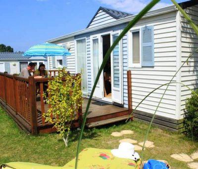 Mobilhomes huren in Villers sur Mer, Laag-Normandie Calvados, Frankrijk | mobilhome voor 2 - 6 personen