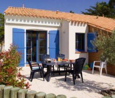Vakantiewoningen huren in Saint-Hilaire de Riez, Pays de la Loire Vendée, Frankrijk | vakantiewoning voor 5 personen