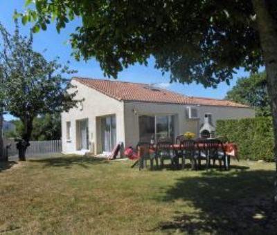 Vakantiewoningen huren in Talmont-St-Hilaire, Pays de la Loire Vendée, Frankrijk | vakantiehuis voor 8 personen