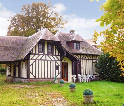 Vakantiewoningen huren in Bernay, Laag-Normandië Eure, Frankrijk | vakantiehuis voor 4 personen