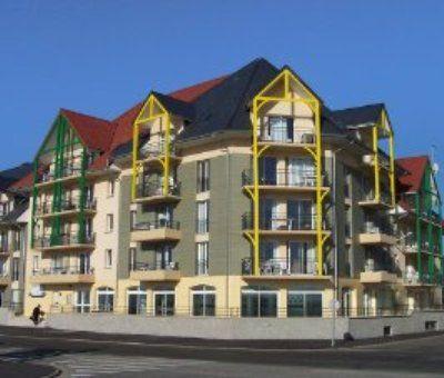 Vakantiewoningen huren in Cayeux sur Mer, Picardië Somme, Frankrijk | appartement voor 4 personen