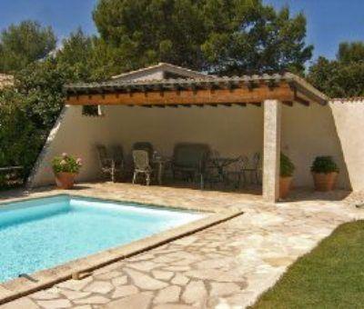 Vakantiewoningen huren in Nîmes, Languedoc-Roussillon Gard, Frankrijk | vakantiehuis voor 6 personen