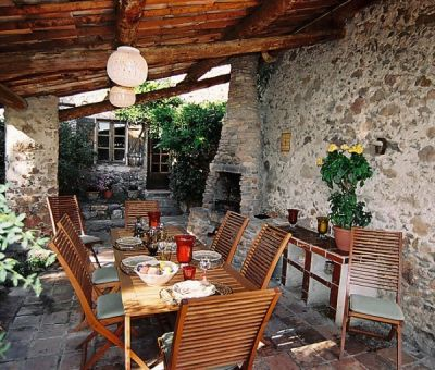 Vakantiewoningen huren in Bagnols en Forêt, Provence-Alpen-Côte d'Azur Var, Frankrijk | vakantiehuis voor 9 personen