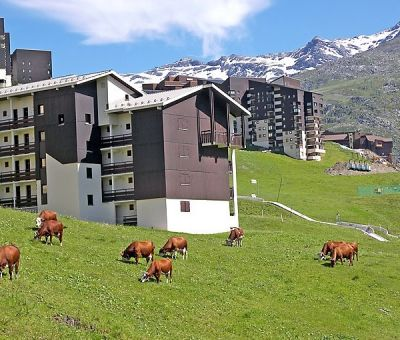 Vakantiewoningen huren in Les Menuires, Rhône-Alpen Savoie, Frankrijk   appartement voor 6 personen
