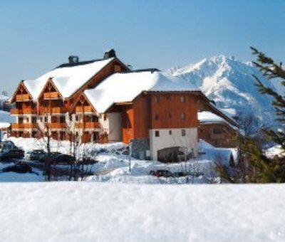 Vakantiewoningen huren in St. François Longchamp, Rhône-Alpen Savoie, Frankrijk | appartement voor 6 personen