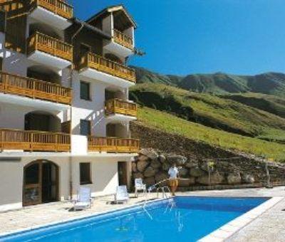 Vakantiewoningen huren in St. Sorlin d'Arves, Rhône-Alpen Savoie, Frankrijk | appartement voor 6 personen
