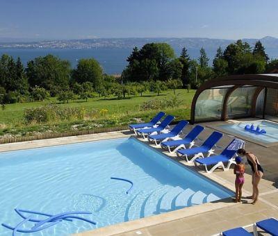 Vakantiewoningen huren in Evian les Bains, Rhône-Alpen Haute-Savoie, Frankrijk | appartement voor 5 personen