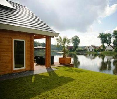 Oostappen Vakantiepark Heelderpeel: Villa type Dalvik A 6-personen