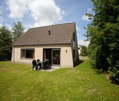Vakantiewoningen huren in Hoeven, Noord Brabant, Nederland | bungalow voor 4 personen