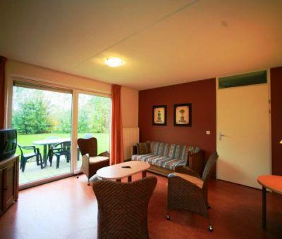 Vakantiewoningen huren in Hoeven, Noord Brabant, Nederland | bungalow met sauna voor 8 personen