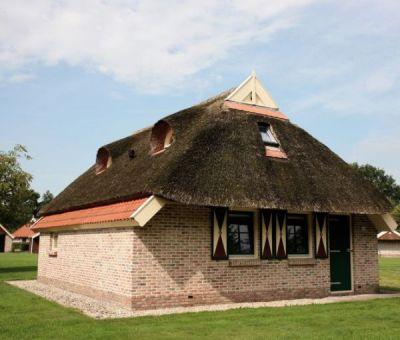 Vakantiewoningen huren in IJhorst, Overijssel, Nederland | bungalow voor 4 personen
