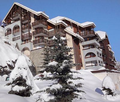 Vakantiewoningen huren in Les Deux Alpes, Rhône-Alpen Isère, Frankrijk | appartement voor 4personen