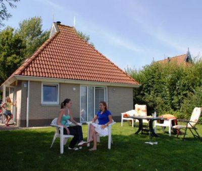 Vakantiewoningen huren in Eernewoude, Friesland, Nederland | bungalow voor 5 personen