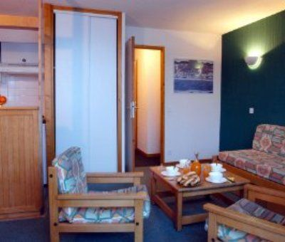 Vakantiewoningen huren in Les Deux Alpes, Rhône-Alpen Isère, Frankrijk | appartement voor 6 personen