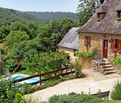 Vakantiewoningen huren in Saint Charmant, Argentat, Limousin Corrèze, Frankrijk | vakantiehuis voor 6 personen