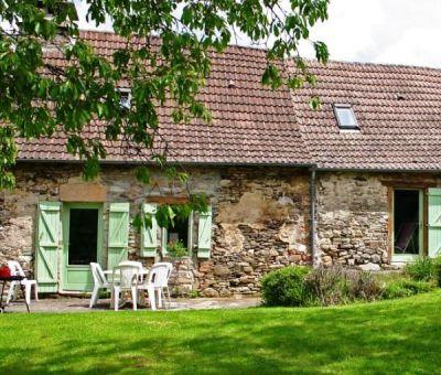 Vakantiewoningen huren in Aubazine, Limousin Corrèze, Frankrijk | vakantiehuis voor 6 personen