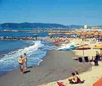 Vakantiewoningen huren in Marina di Massa, Toscane, Italie   bungalow voor 5 personen