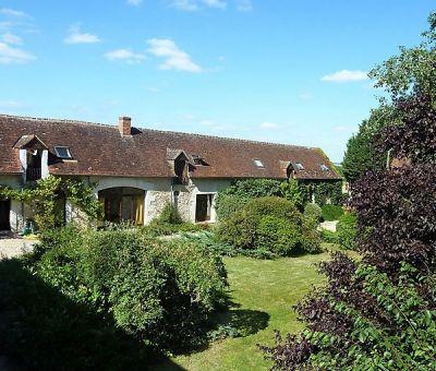 Vakantiewoningen huren in Loches, Centre Indre-et-Loire, Frankrijk | vakantiehuis voor 8 personen