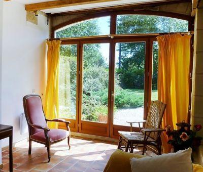 Vakantiewoningen huren in Loches, Centre Indre-et-Loire, Frankrijk | vakantiehuis voor 6 personen