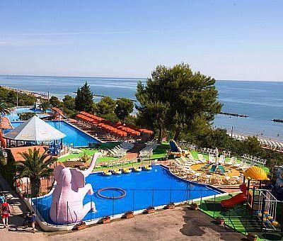 Vakantiewoningen huren in Altidona Fermo, Marche, Italie | mobilhome voor 4 personen